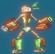 MMFC Wood Man schematics sprite