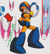 MMX2 Sonic Slicer (charged)