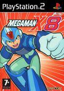 Mega Man X8 (PS2) (EU)