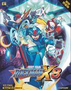 Rockman X8 (PC) (Korea)
