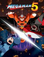 MMLC Mega Man 5