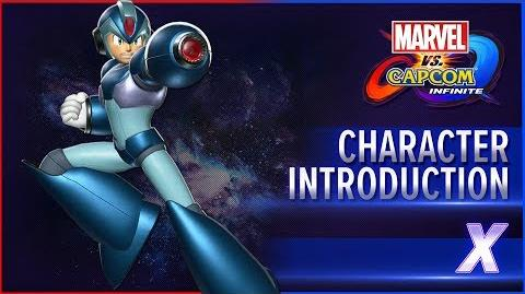 Marvel vs. Capcom Infinite – Mega Man X Tutorial