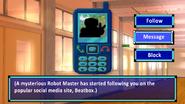 Mega Man Date My Robot Master - Block