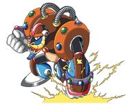 X1 spark mandrill2