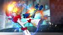 Mega man cartoon Fire Man