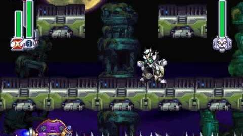 TAS Mega Man X 4 PSX in 36 42 by Atma & FractalFusion