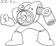 MM2 Air Man concept