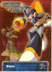 Mega Man Trading Cards 06