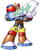 MM8 Sword Man