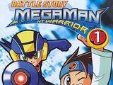 Battle Story MegaMan NT Warrior