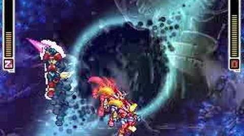 Megaman ZX Omega