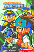 Battle Story MegaMan NT Warrior 3