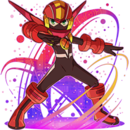 Dragon Poker Rockman (Shadow Style)
