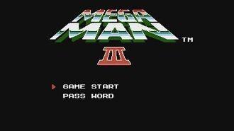 Mega Man 3 Longplay