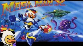 Mega Man X Gameplay Walkthrough - Selrahc (100% Hadouken, 4K HD, No Commentary)