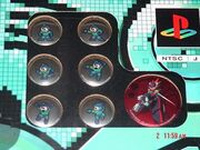 Rockman Collection Special Box badges