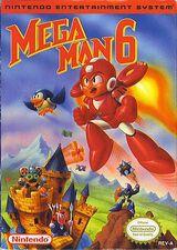 Mega Man 6 Walkthrough