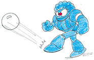 MM2 Enemy sketch 1
