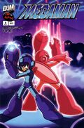 Mega Man Issue -3