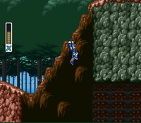 MMX Body Parts Capsule location