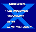 MMXtreme Game Over