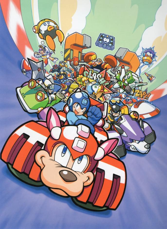 Mega Man: Battle & Chase | MMKB | FANDOM powered by Wikia