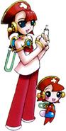 MMZ Cyber-elf Nurse (Red)
