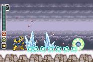 MMZ3 Shield Sweep Thunder