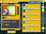List of Mega Man Star Force 2 Battle Cards