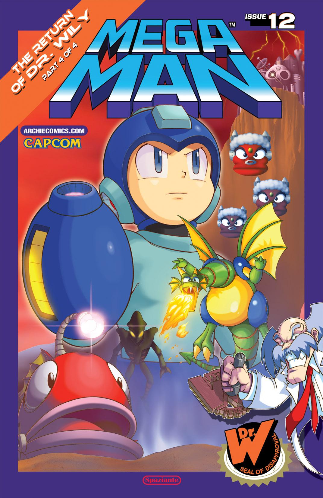 Mega man issue 12 archie comics mmkb fandom powered for Megaman 9 portada