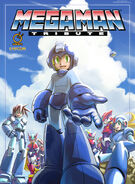 MegaManTributeLimitedHardcoverEditionCover
