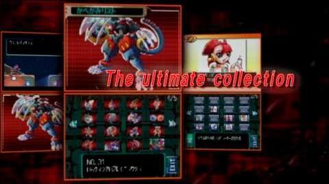 Mega Man Zero Collection Trailer