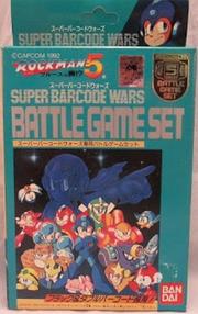 Super Barcode Wars Battle Game Set 5