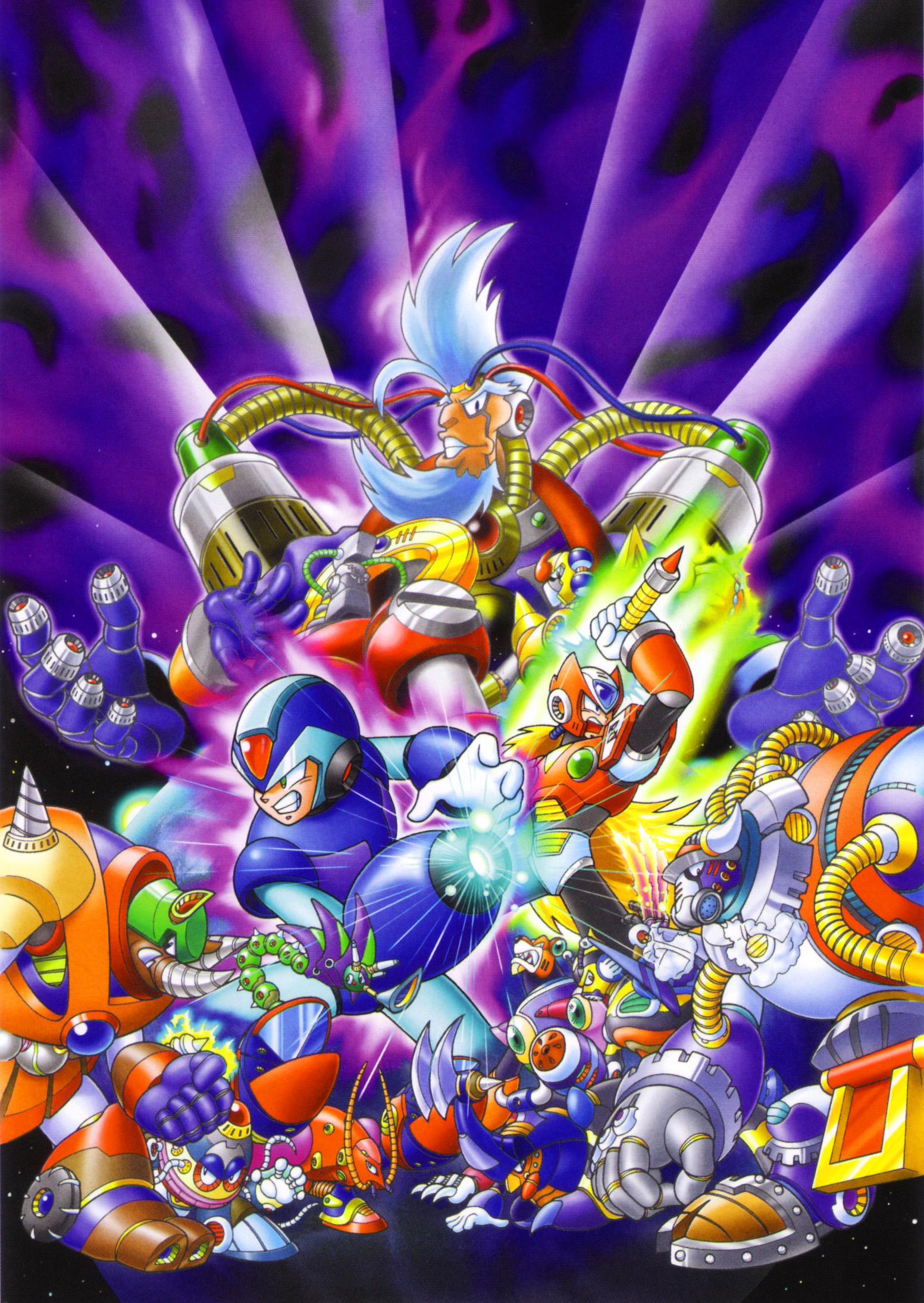 Mega Man X3   MMKB   FANDOM powered by Wikia