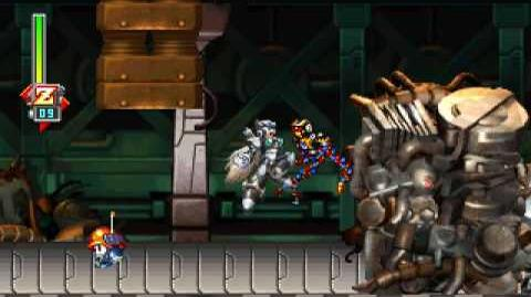 Rockman X6 - Metal Shark Player Xtreme (10)