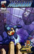 Mega Man Issue -4