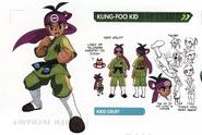 Concept art of Kidd Gruff