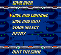 MMXtreme2 Game Over