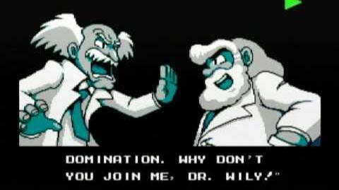 Mega Man 9 Introduction & Title Screen