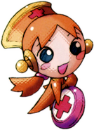 MMZ2 Cyber-elf Nurse (Orange)