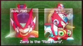"Mega Man Zero ZX Legacy Collection - ""Red Hero"" Trailer"