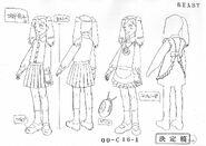 Shuko Kido - Sketch 2