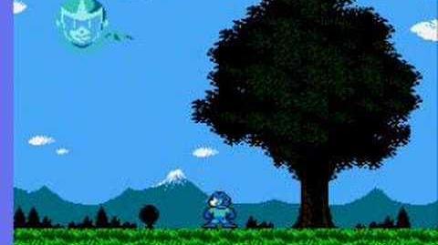 Mega Man 3 - Ending