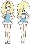 Luna (Swimsuit)