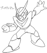 MM2 Boomerang Man (Quick Man)