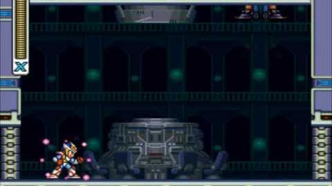 Megaman X2 Final Stage (SNES) (HD HQ)
