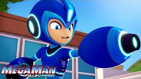 Mega Man Fully Charged Episode 2 Throwing Shade Pt