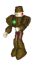 Stone-Man-Model