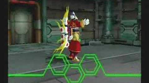 Megaman X Command Mission NineTails