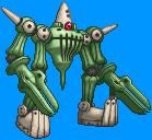 PXZ Sharukurusu (green)